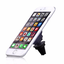 Perfect Design Car Magnetic Air Vent Mount Holder Stand for Mobile Cell Phone iPhone GPS UF Latest styles @ 114(China)