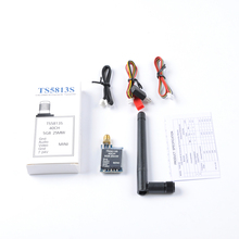 TS5813S 40CH 5.8G 25mw Mini Wireless Video Transmitter Module for RC FPV Racing Drone Quadcopter Multirotor