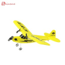 New Arrival Retro Sea gull  rc airplane with plastic material remote control airplane kid model kids toys