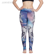 Buy Punk Sexy Leggings Women Push Fitness Legging Gothic Unicorn 3D Pants Femme Workout Legins Slim Mujer Leggings Sportswear for $12.71 in AliExpress store