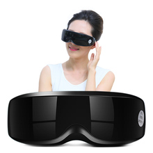 Multi frequency vibration eye massage Release Alleviate Fatigue eye beauty instrument Magnetic therapy acupuncture principle