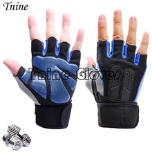 High Quality Tactical Gloves Women/Men Gloves Body Building Fitness Gloves Exercise Weight Lifting Gloves Arm Best Price SizeMXL(China)