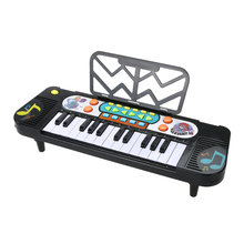 25 Keys Electone Mini Electronic Keyboard Musical Toy with Children Story Educational Electone Piano Toy for Children Kids Baby