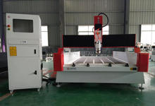 China Jinan manufacture vacuum table 1325 cnc woodworking router machine, cnc wood carving machine price(China)