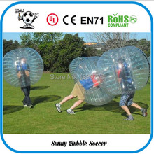 1.5M Bubble Soccer For Event Holding Games, inflatable bubble ball For Fun, Zorb Ball For sale ,Buy More, Get Good Discount
