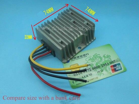 12V l 13.8V5A8A10A12A15A18A power converter DC-DC12V turn 13.8V boost module<br><br>Aliexpress