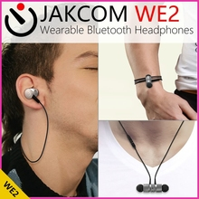JAKCOM WE2 Smart Wearable Earphone Hot sale in Satellite TV Receiver like azamerica s1001 Isdbt Az Box(China)