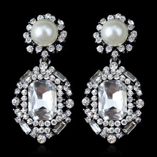 Brincos Ohrringe Phone 3pair wholesale USA style Bohemia Earring UK  Fashion  Pearl white gem Earrings  for women jewelry