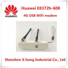 Unlock Huawei E8372 ( plus a pair of antenna) LTE USB Wingle LTE Universal 4G USB WiFi Modem car wifi