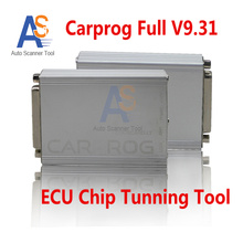 Best Carprog Tool With Full Adaptors  Carprog  V9.31 For Car Radio  Odometer Dashboard Immobilizers Car Prog ECU Chip Tuning