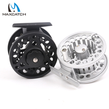 Maxcatch 7/8wt Fly Fishing Reel Aluminum Frame And Spool Right/Left Hand Can Be Changed Die-Casting Fly Reel