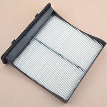 Car Cabin Air Filter For Subaru Forester Impreza WRX XV Crosstrek OE# 72880-FG000 Automobile Engine Protection Accessories(China)