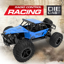 2.4GHz 1:16 RC Cars Buggy 4WD Monster Truck Bigfoot Climbing Remote Control Off-Road Vehicles RC Vehicle Top Level Toys Car