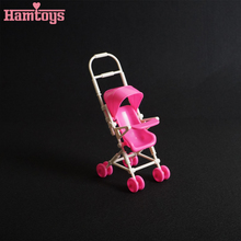 2016 New 1 pcs/lot  Doll Trolleys Doll Decoration Accesories For Barbie Dolls/Monster High dolls for Baby Girl  #T03018