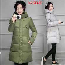 Lowest price Women Cotton coat Large size Winter jacket Coat High quality Hooded Thickening Eiderdown cotton Winter coat K2391