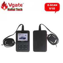 DHL Free 100% Original Vgate e-Scan V10 Auto Code Reader for All OBD2 CAN Compliant Vehicle Diagnostic-tool Automotive Scanner