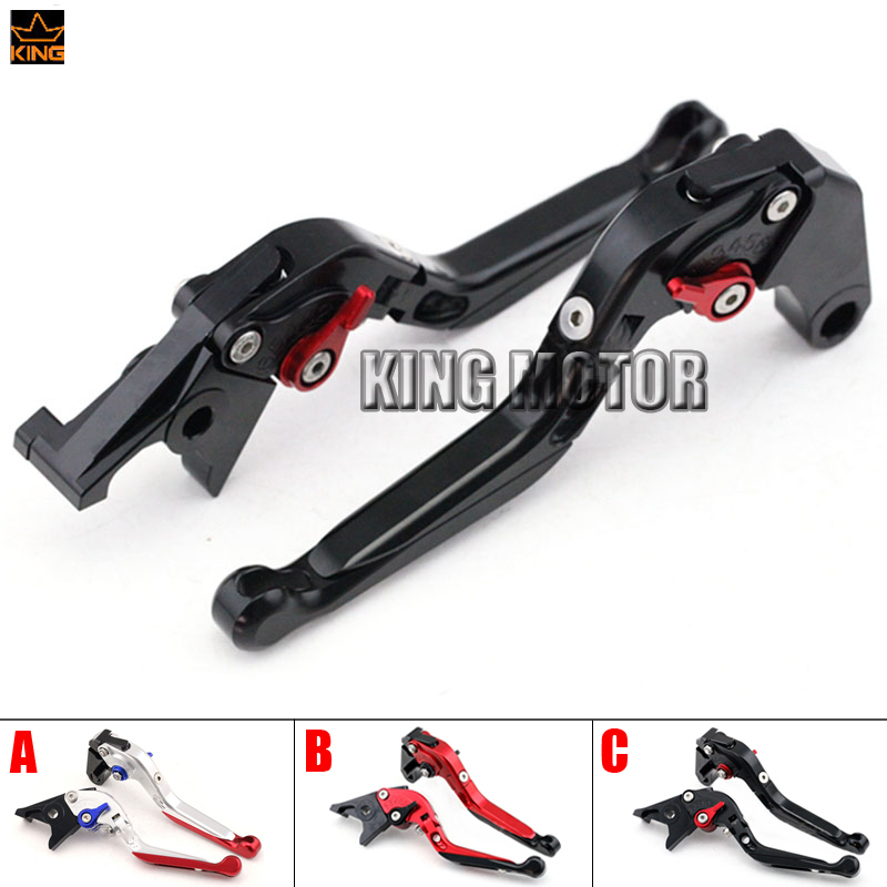 For HONDA CBR 650F CBR650F CB650F 2014-2017 Motorcycle Accessories Adjustable Folding Extendable Brake Clutch Levers Black<br><br>Aliexpress