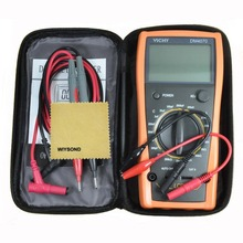 M013 Digital LCR Meter Multimeter DM4070 3 1/2 20H 2000uF 20Mohm self-discharge inductance Resistance Capacitor w/ Fluke(China)