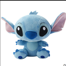 Hot Sale 12'' 30cm Cute Lilo and Stitch Plush Toy Staffed Animal Toy Doll Children's day Gift Kids Toys Christmas Gift