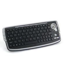 G13 Mini Keyboard 2.4G Wireless Trackball Keyboard with mouse and air mouse combo set for Home TV Android TV Box DVR PC MAC