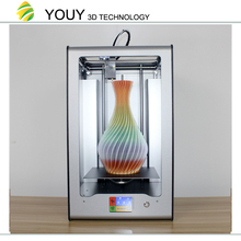 2017 Youy 368s Real Limited 3d Printer Cheap Upgrade Motherboard Free Testing Materials Pla High-precision Large Size