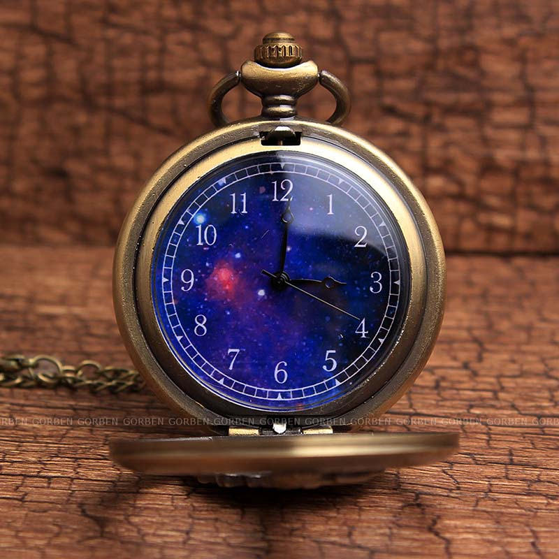 L02 Little Prince Pocket Watch 1