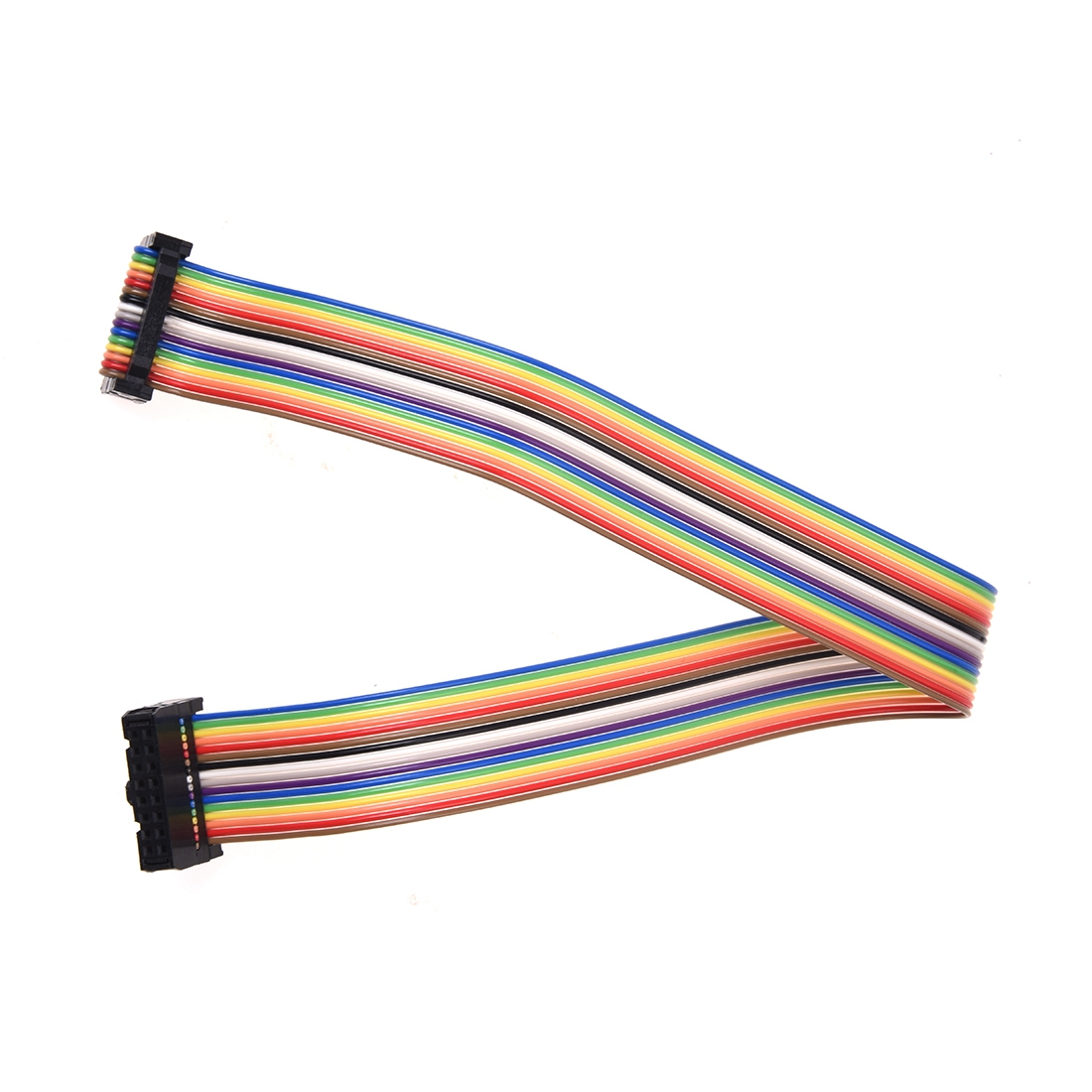 Pack of 3 60P 60-Pin FPC Cable 0.5mm Pitch 20CM SS