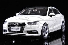 Diecast Car Model Audi A3 Limousine 1:18 (White) + SMALL GIFT!!!!!!!!!!!