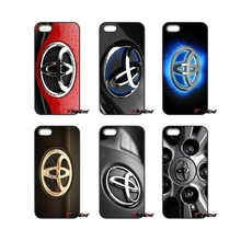 For Xiaomi Redmi Note 2 3 3S 4 Pro Mi3 Mi4i Mi4C Mi5S MAX iPod Touch 4 5 6 Luxury TRD Toyota Racing Logo Poster Phone Case(China)