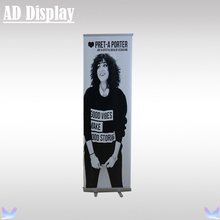 60*200cm Wholesale 10PCS Portable Full Aluminum Roller Banner,Pull Up Display,Tradeshow Promotional Stand,Pop Up Banner Stand(China)