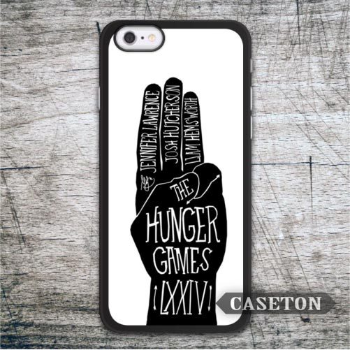 Freedom And Hunger Games font b Case b font For font b iPhone b font 7