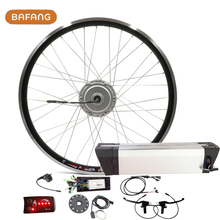 Bafang Motor Wheel 36V 250W Electric Bike Kit with Battery 36V10ah LED Display Waterproof System Front 8fun Brushless Hub Motor