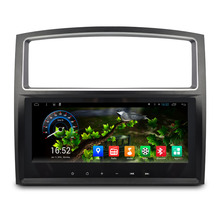 8.8 inch Screen android 4.4 Car DVD Auto Radio for Mitsubishi Pajero GPS Navigation System