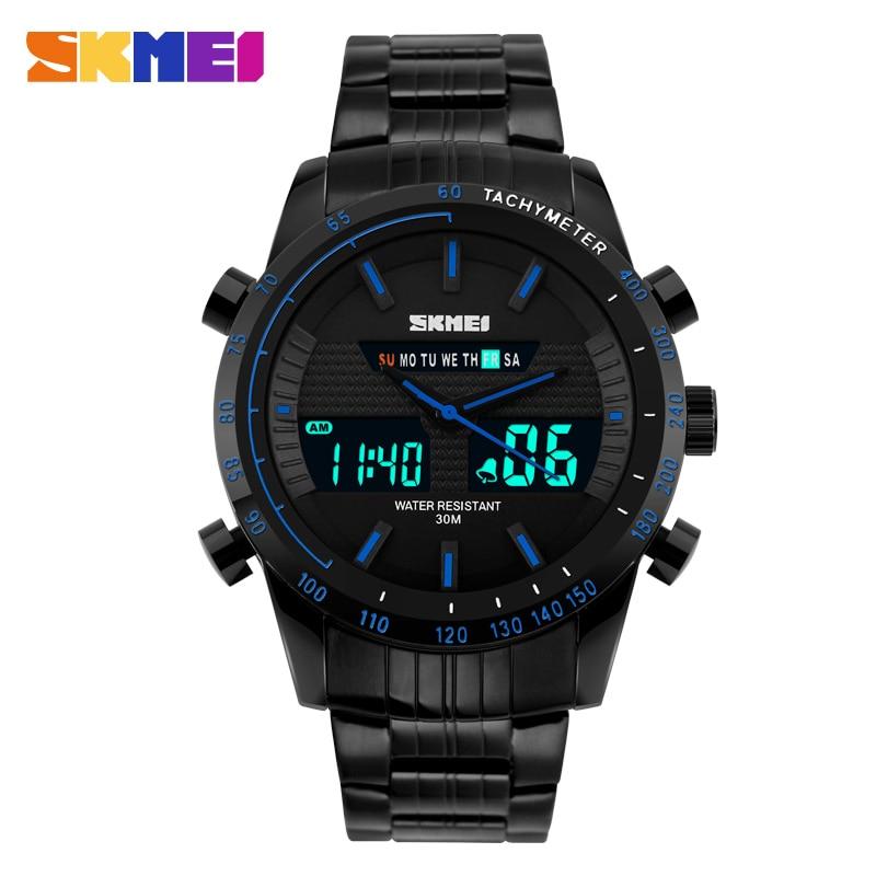 2016 Mens Watches Top Brand Luxury SKMEI  Mens Quartz Watch Sport Relojes Hombre Horloge Orologio Uomo Montre Homme Erkek Saat<br>
