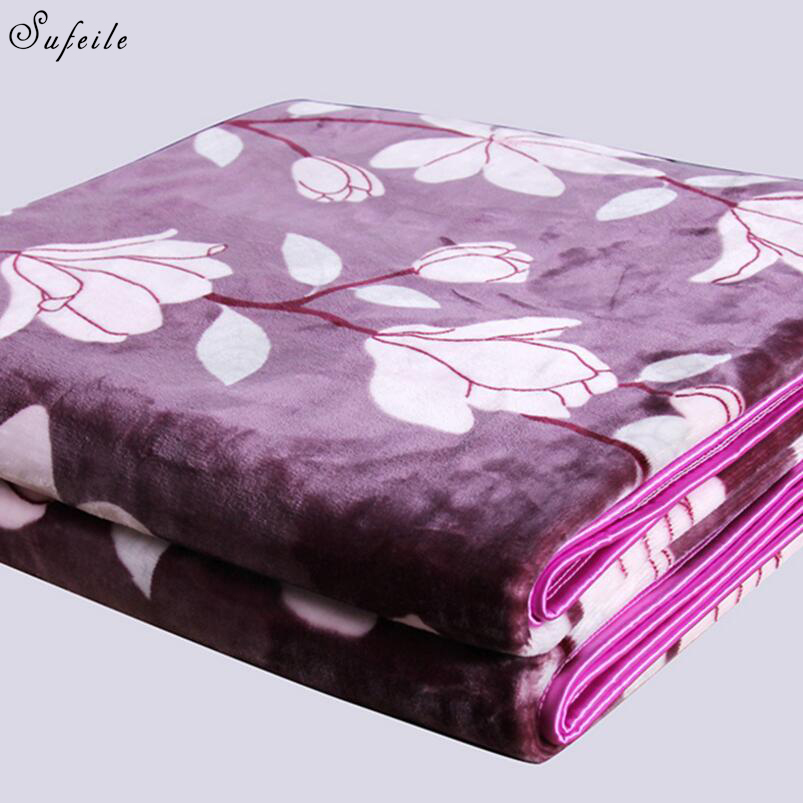 QCZX Winter Air Conditioning Warm Blanket  Signature Blanket Wool Cashmere Blankets Travel Car Home Sofa Blankets D20<br>