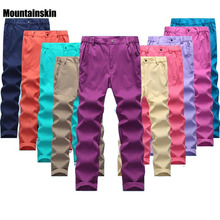 Buy Women Summer Quick Dry Breathable Thin Pants Outdoor Sport Brand Clothing Female Hiking Camping Climbing Trekking Trousers VB016 for $12.39 in AliExpress store