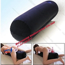 Multi-purpose Sex Furniture Inflatable Pillow Air Cushion with Hole for Massage Sex Toys,inflatable sex pillow for women(China)