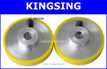 Rubber Wheels for New Model Automatic Crimping Machine KS-R/T series + Free shipping by DHL air express(door to door service)
