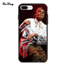 August Alsina for Iphone 7Plus Case PC&TPU Plating Button Covers for Iphone 6/6s/6plus Ultra-thin Glaze for Iphone Case 7