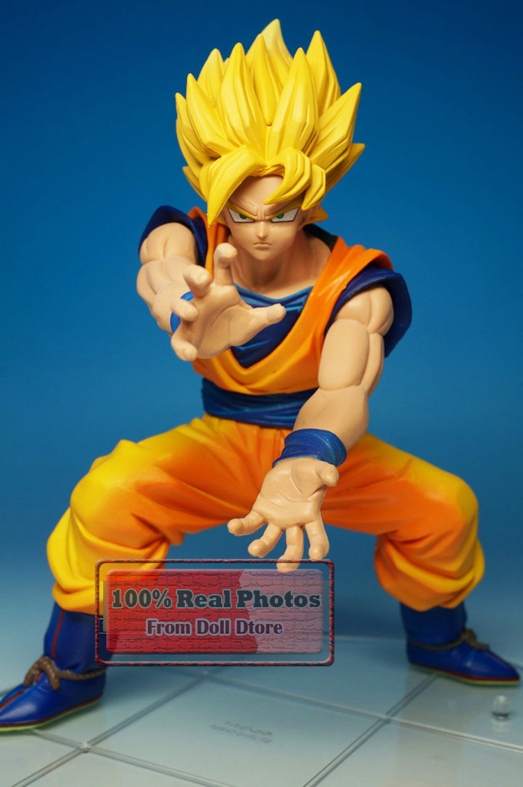 Japanese anime figure Dragon ball Son Goku action figure kids toys for boys collection model toys<br><br>Aliexpress