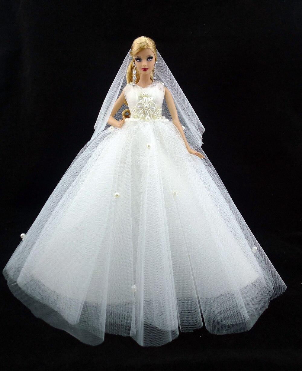 Свадебное платье для Барби - Своими руками интернет журнал 82