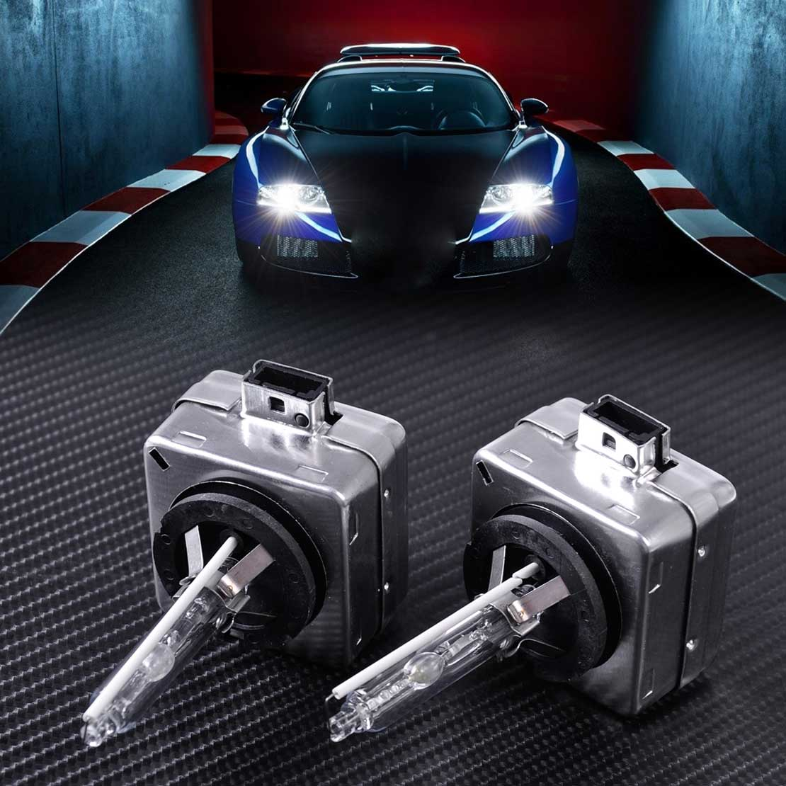 1Pair 6000K D1S D1C D1R HID Xenon Headlight Light Replacement Bulb Lamp 66147, 66144, 66049, 66410, 66146 for Audi Buick Jeep VW<br><br>Aliexpress