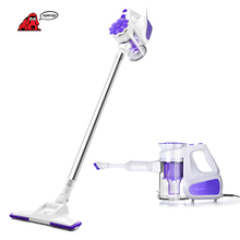 PUPPYOO Low Noise Household Portable Vacuum Cleaner Handheld Dust Collector and Aspirator WP526()