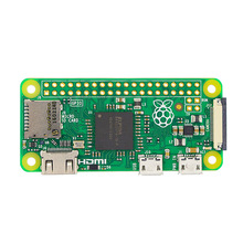 CPU Raspberry Pi Bluetooth-Wifi Zero with 1ghz 512mb-Ram In-Stock Original