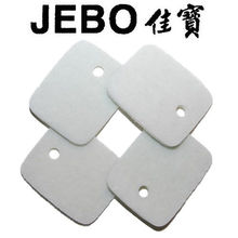 4pcs Canister Filter Pad Replacement Jebo 828/838/829/839 Odyssea CFS4 Haqos