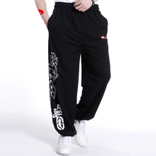2017 Mens Joggers Fashion Printed Designer male Hip Hop Jogger Pants open air Casual Sweatpants Men Trousers Pantalon Homme A53(China)