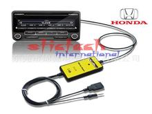 by dhl or ems 5pcs Auto Car Style USB Aux-in Adapter MP3 Player Radio Interface for Honda Accord/Civic/Odyssey/S2000