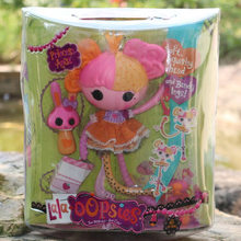 36cm Mga.to Lalaloopsy lele angel doll, bulk button eye lala dolls, doll buttons, girls' toys, Christmas gifts, kids gift