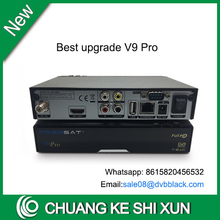 Newest Arrival Singapore Starhub Cable TV Set Top Box hd digital cable receiver V9 Pro in stock