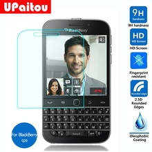 UPaitou Safety Protective Film For Rim BlackBerry Classic Q20 Tempered Glass Screen Protector on SQC100-3 SQC100-4 SQC100-5 4G